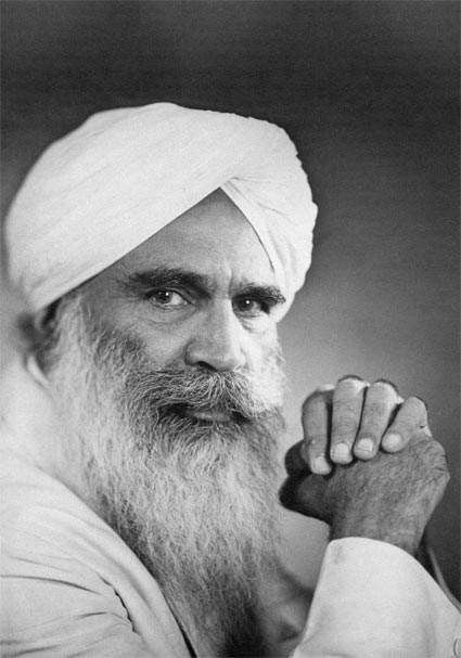 Sant Kirpal Singh, First World Tour, 1955
